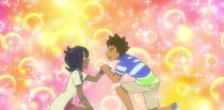 Pokemon Pierre a réussi à séduire une fille