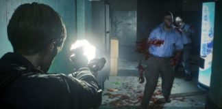resident evil 2 remake démo téléchargeable one shot demo
