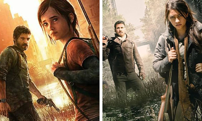 the last of us comparaison what still remains