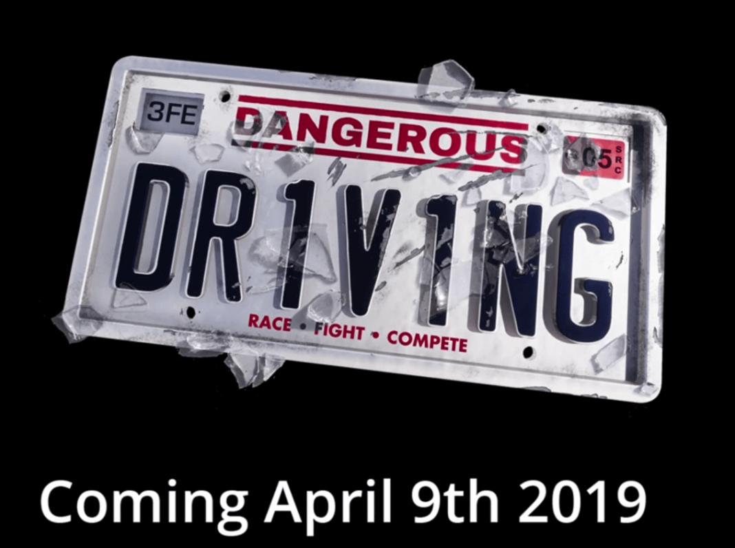 Dangerous Driving, successeur de Burnout, annoncé pour le 9 avril 2019
