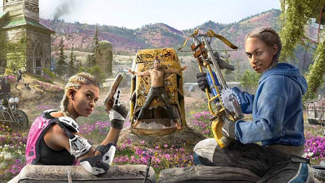Test far cry new dawn