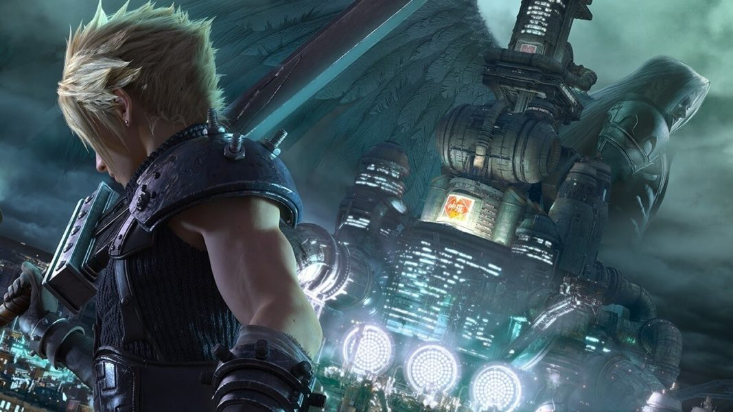 exclusivités PS4 Final Fantasy VII Remake