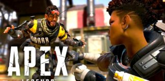 Avis sur APEX Legends test