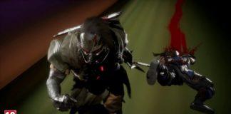 Retour de Kabal Mortal Kombat XI