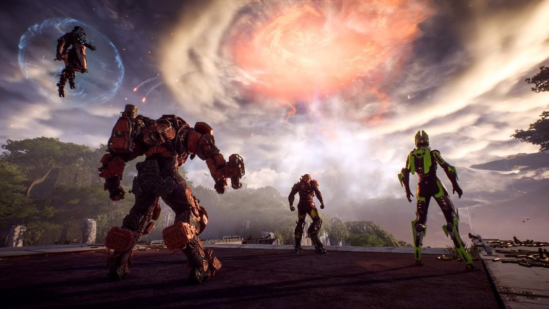 Vidéo officielle Anthem End Game contenus