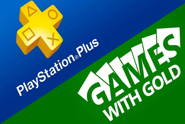 Abonnements PlayStation Plus et Xbox Live Gold