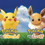 Pokemon Let's Go Evoli Pikachu