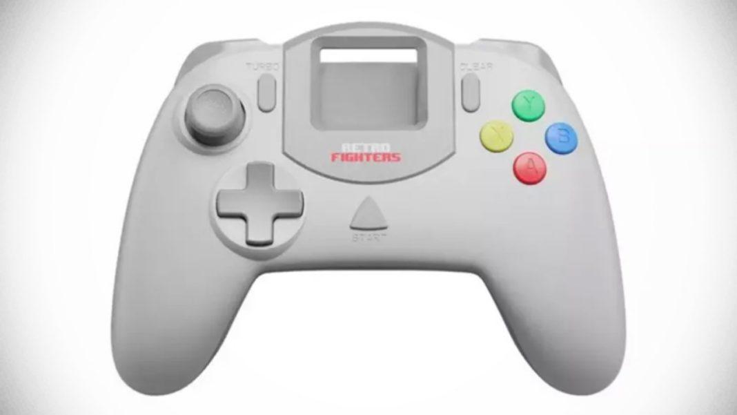 Manette Dreamcast Next-gen Retro Fighters