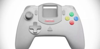Manette Dreamcast Next-gen Retro Fighters
