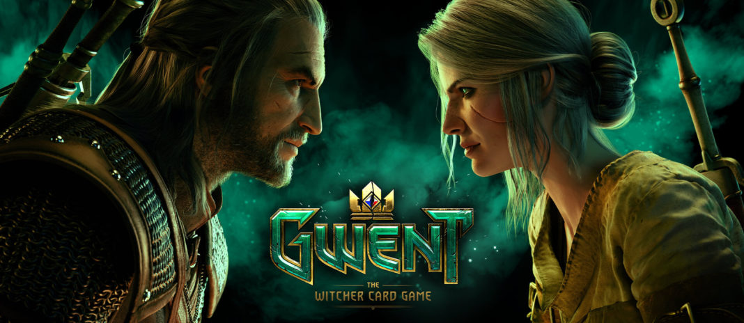 Gwent The Witcher Card Game sur mobile