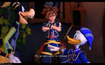 Kingdom Hearts 3 test