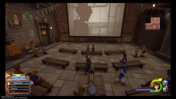 Kingdom Hearts 3 test graphisme