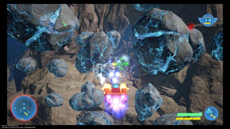 Kingdom Hearts 3 test gummi