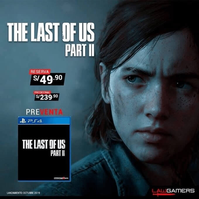 date de sortie The Last of Us Part II