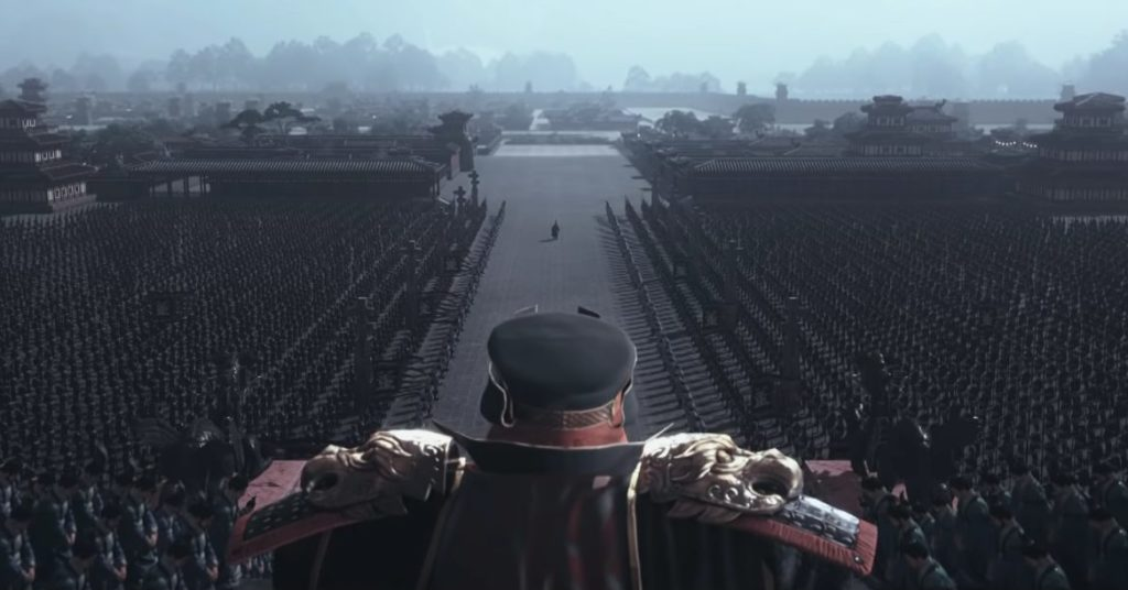 Trailer Total Three Kingdoms Dong Zhuo