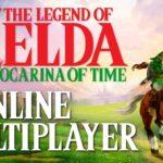 Mod deux joueurs pour The Legend of Zelda Ocarina of Time Nintendo 64