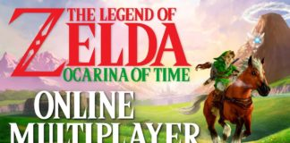 Mod deux joueurs pour The Legend of Zelda Ocarina of Time Nintendo 64