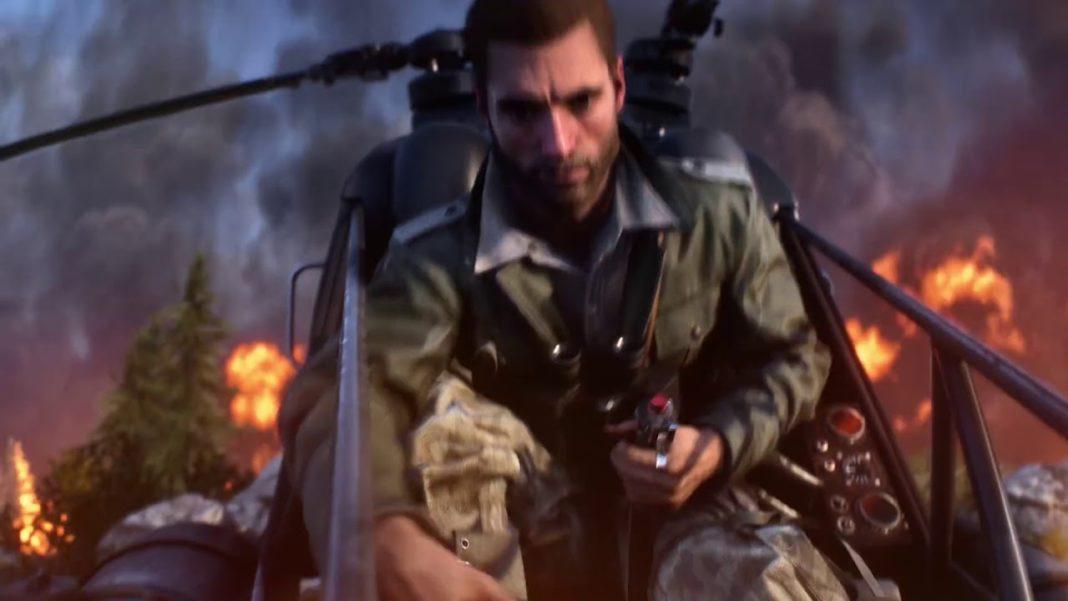Firestorm Battlefield V