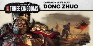 Trailer Dong Zhuo Total War Three Kingdoms