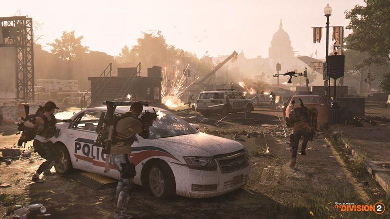 Test The Division 2