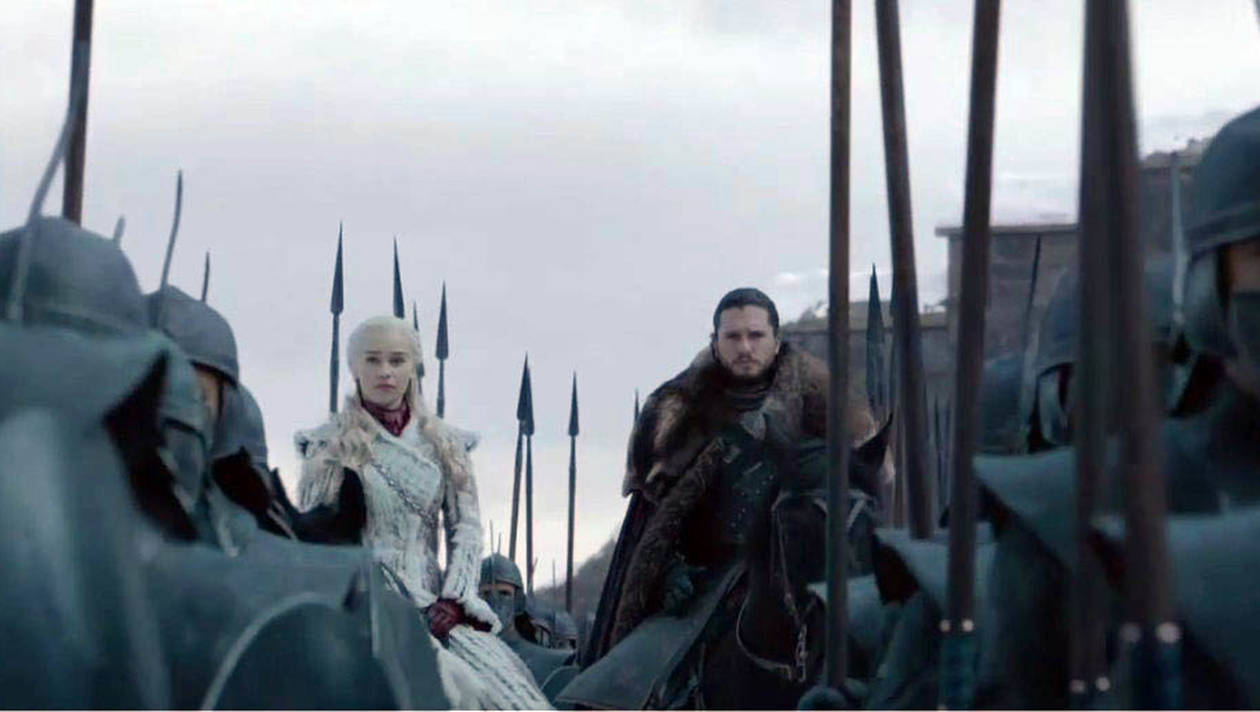Game Of Thrones Saison 8 épisode 1