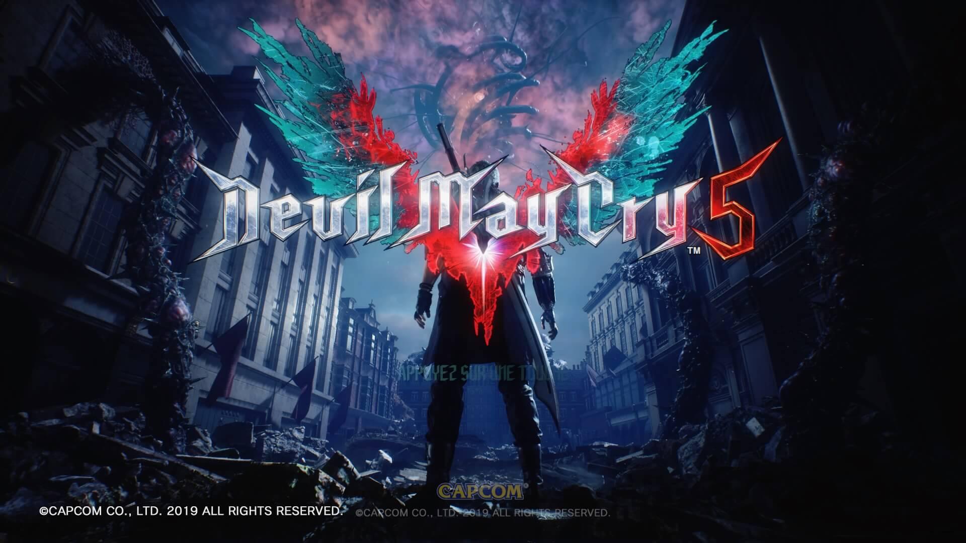 Devill May Cry V