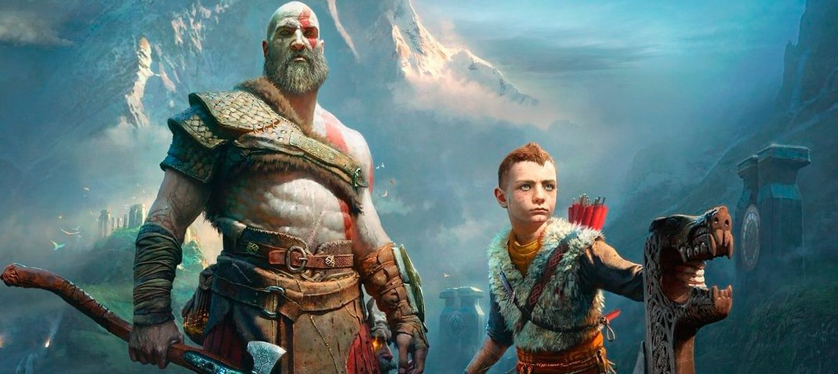 god of war sacr meilleur jeu aux bafta 2019 actugeekgaming. Black Bedroom Furniture Sets. Home Design Ideas