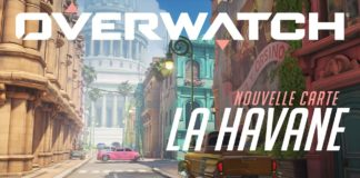 Havana - nouvelle map d'Overwatch