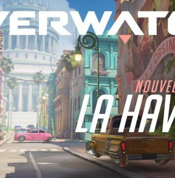 Havana - nouvelle map d'Overwatch