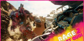 Rage 2 bande annonce