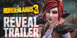 Borderlands 3 date sortie trailer
