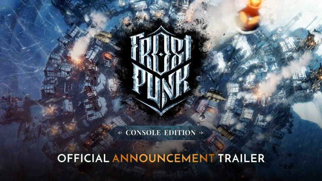 Frostpunk: Console Edition Trailer