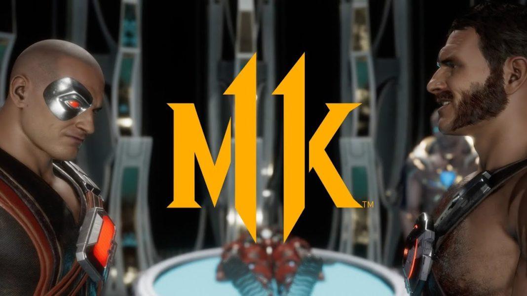 Mortal Kombat XI sur Switch