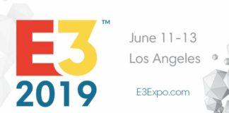 calendrier E3 2019