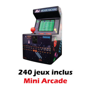 acheter mini arcade boutique geek