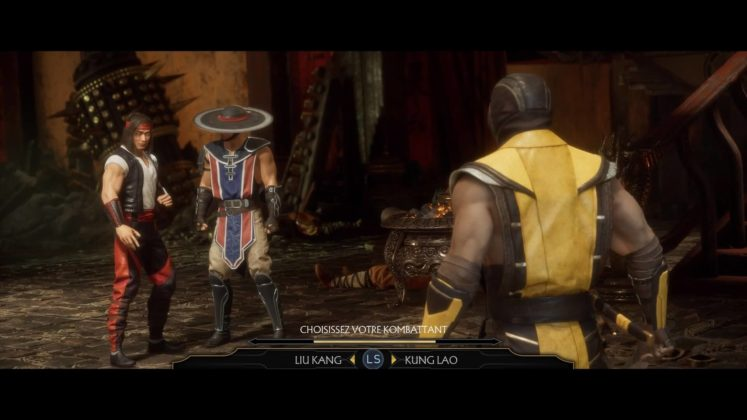 Test Review Mortal Kombat 11
