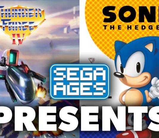 Les Sega Ages