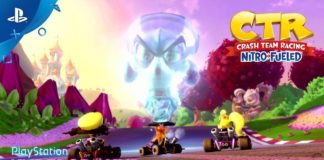 mode aventure de Crash Team Racing Nitro-Fueled