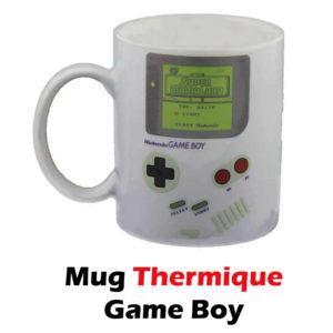 acheter mug tasse thermique gameboy boutique geek