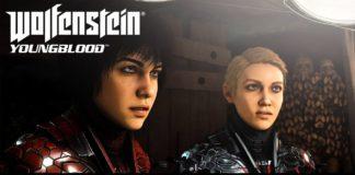 Wolfenstein Yougblood e3 trailer bethesda