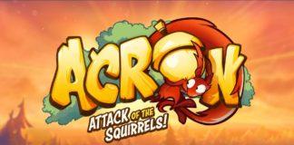 Dans Acron Attack of the Squirrels, battez vous pour survivre dans une forêt. Devenez un écureil ou un arbre et protégez-vous