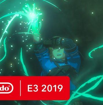 la suite de The Legend of Zelda Breath of The Wild