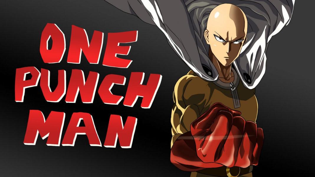 One Punch Man Saitama