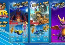Spyro Crash Team Racing Nitro-Fueled acheter des points Nitro