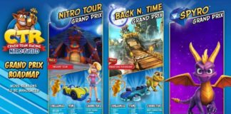 Spyro Crash Team Racing Nitro-Fueled acheter des points Nitro
