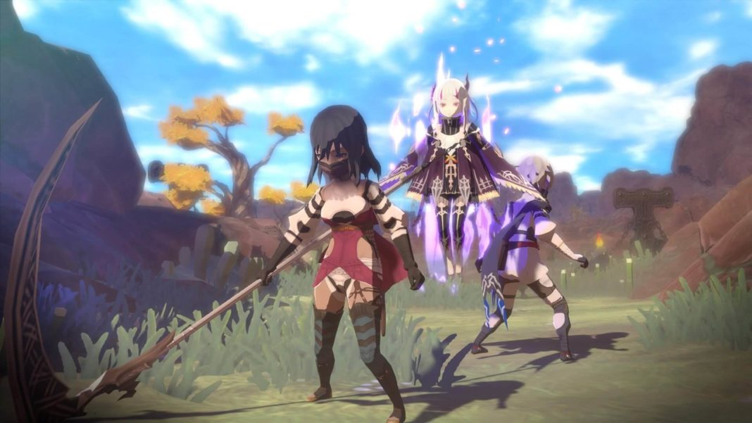Preview d'Oninaki