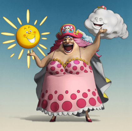 One Piece Pirate Warriors 4 big mom linlin-min