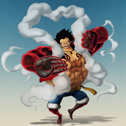 One Piece Pirate Warriors 4 luffy gear fourth-min-min
