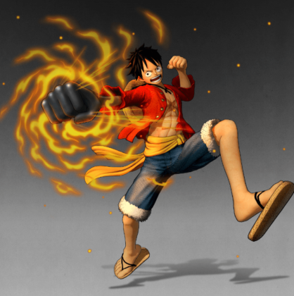One Piece Pirate Warriors 4 luffy-min