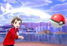 Preview Pokemon Sword and Shield